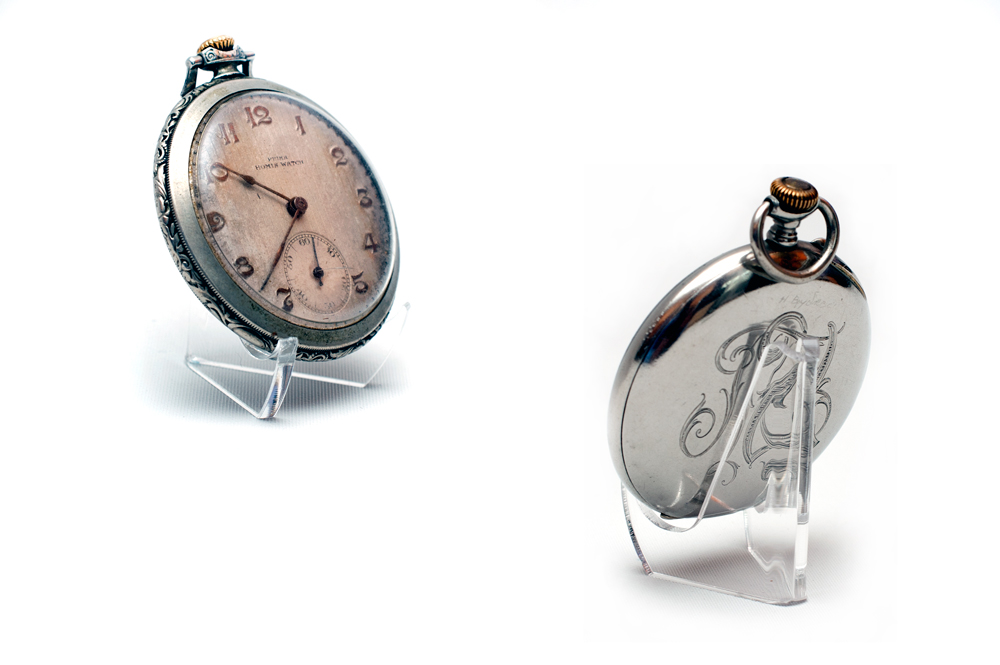 Podstawka plexi na zegarki