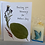 Thumbnail: Father's Day- Butterfly candle & card set