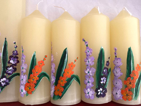 NEW ADDITION: FLOWER OF THE MONTH: GLADIOLI