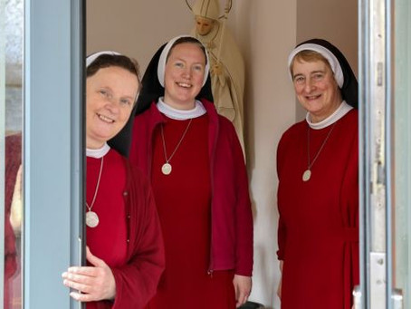 Keeping their distance: Enclosed nuns attract followers via online Mass