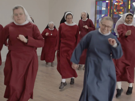 Red Nuns' viral dance video is an ode to front-line pandemic workers