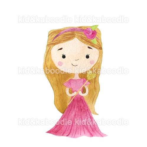Princess Bella Print