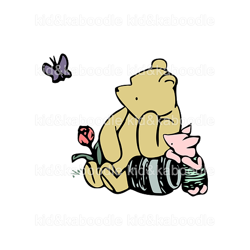 Out of Honey Print (DIGITAL)