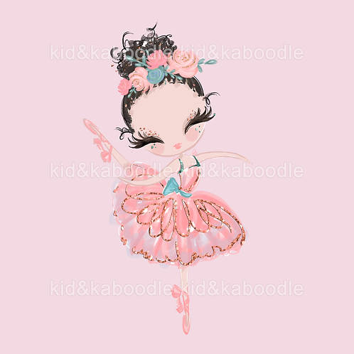 Katrina Ballerina Print (DIGITAL)