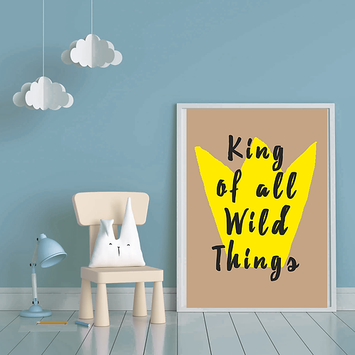 King of All Wild Things (Digital Copy)
