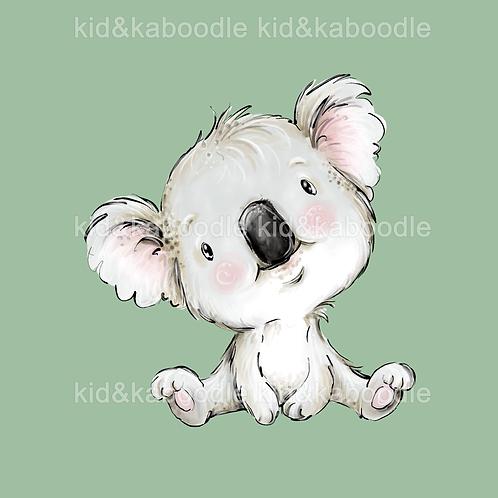 Baby Koala Print (DIGITAL)