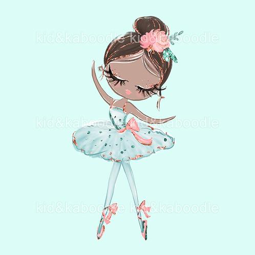 Selina Ballerina Print (DIGITAL)