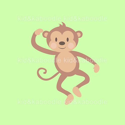 Mimi the Monkey Print (PHYSICAL)