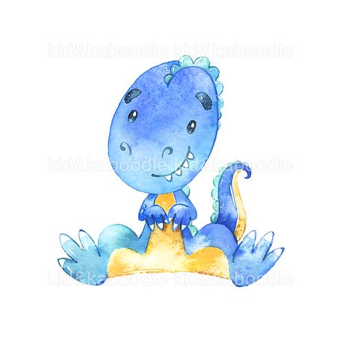 Rex the T-Rex Print (PHYSICAL)