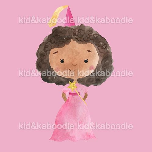 Princess Tia Print (PHYSICAL)