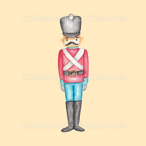Toy Soldier Print (PHYSICAL)