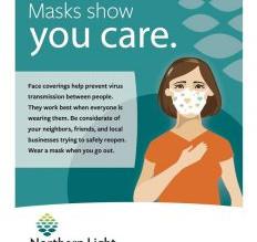 Masks Show You Care!