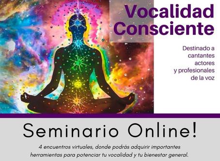 Vocalidad consciente