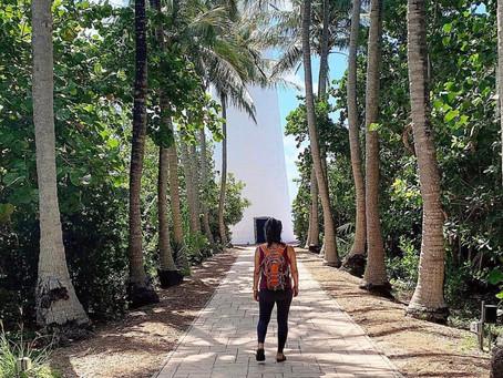 Journey towards destination