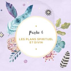 Plans spirituel et divin