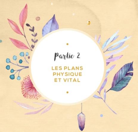 Plans physique et vital
