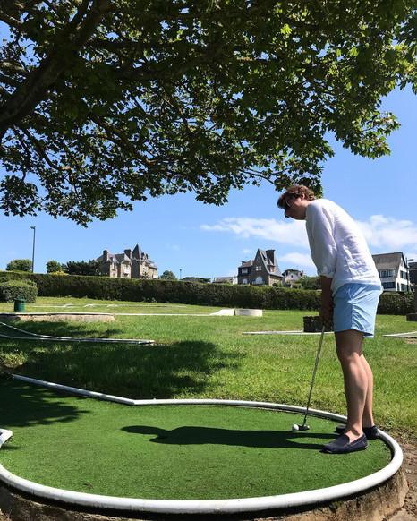 Mini Golf St Briac