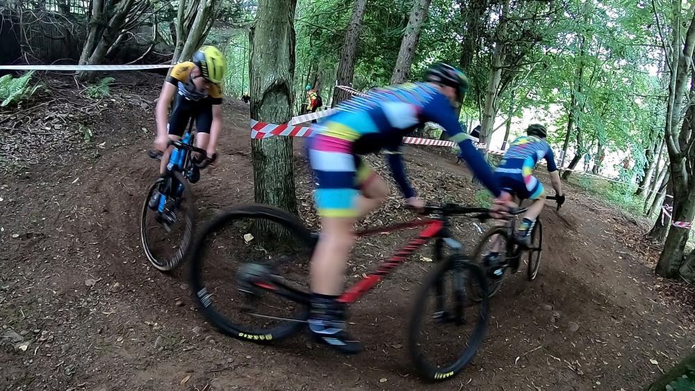 Racers at Tweed Cross 2018