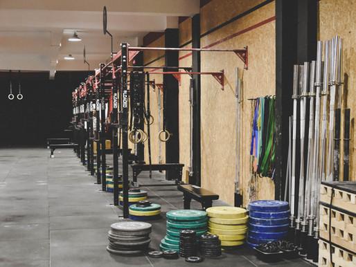O CrossFit® começa aqui!