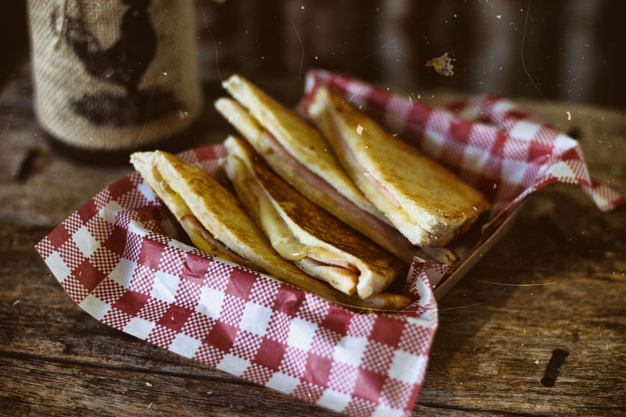 THE HUMBLE TOASTIE (Our Signature)