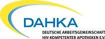DAHKA Deutsche Arbeitsgemeinschat HIV-kompetenter Apotheken e.V.