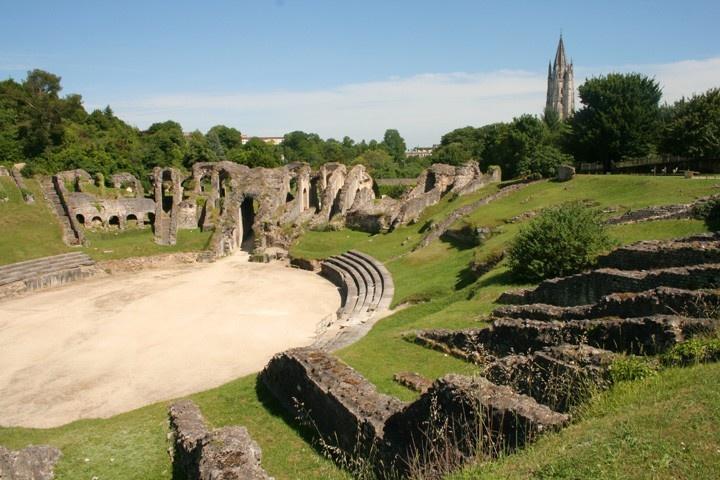 Amphitheatre de Saintes