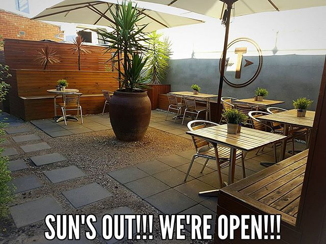 Our Relaxed Courtyard