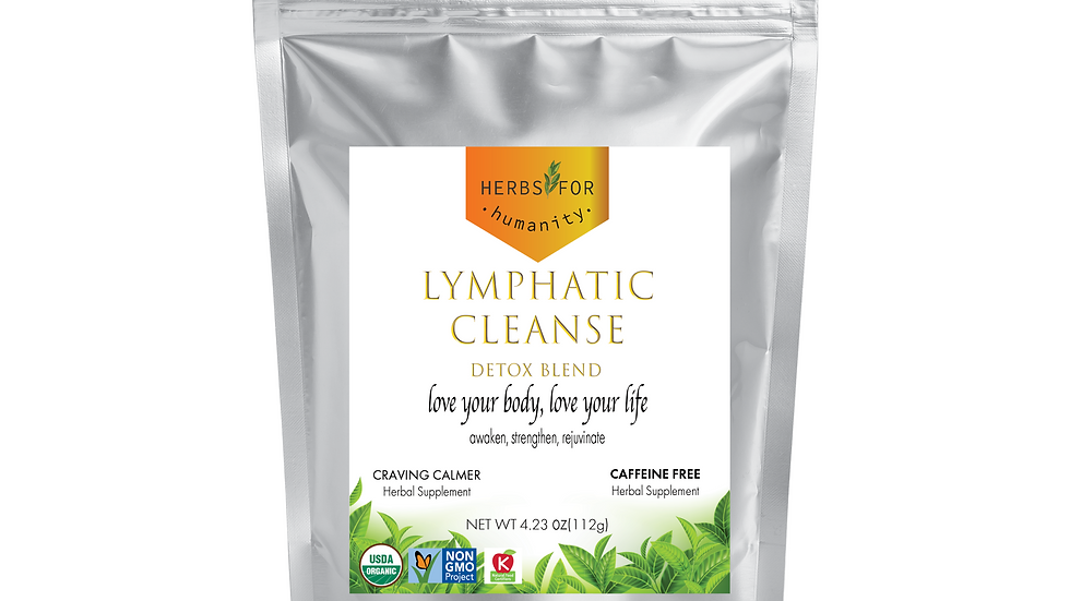 The Lymphatic Cleanse