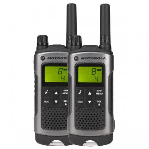 Talkie Walkie Motorola TLKR T80