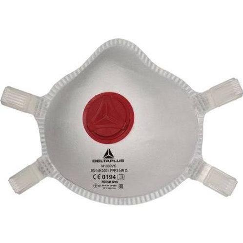 Lot de 5 masques ffp3 avec valve