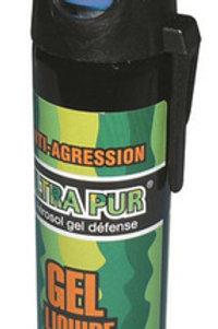 Gaz paralysant poivre aerosol de defense 25ml repousse chien pepper bombe lacrym
