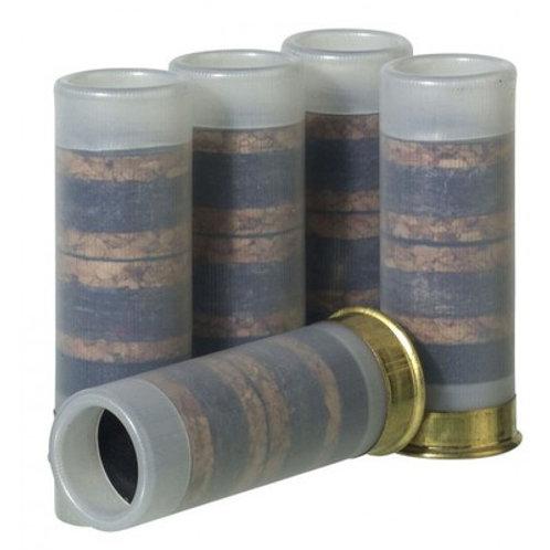 4 cartouches balles a blanc calibre 12/50 pour arme gc27 gv27l gc54 gc54da self