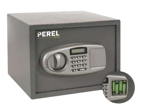 Coffre fort a code electronique serrure 6000-30 clavier coffre metallique protec