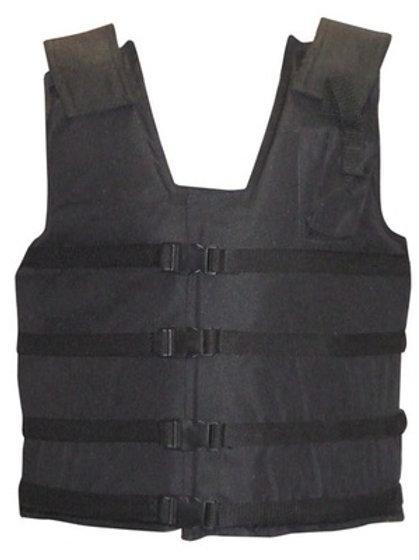 Gilet protection pare balle securite classe ii tactical anti couteau coup ballis