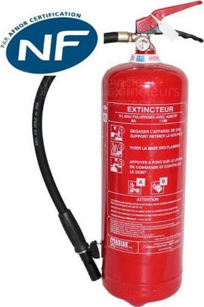 Extincteur-9-litres-Norme-Francaise-support-fixation