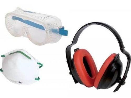 1 kit de protection (4871000) - WOLFCRAFT
