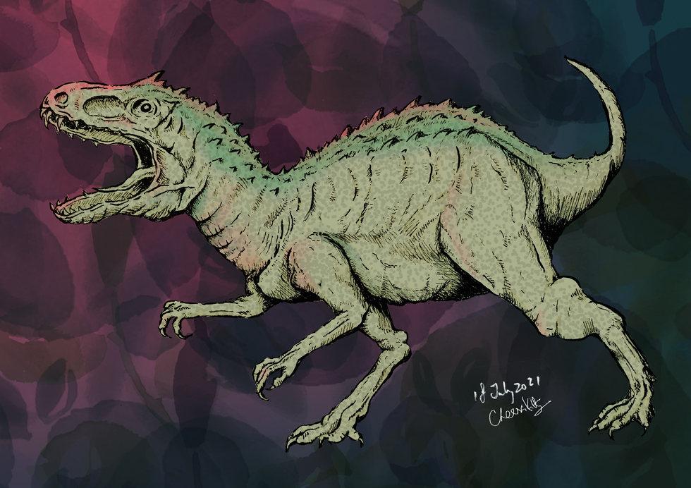 #194 dinosaur