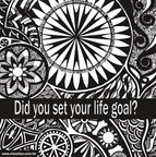 Did you set your goal?