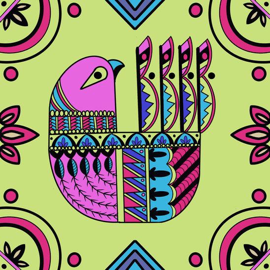 #142 bird in style