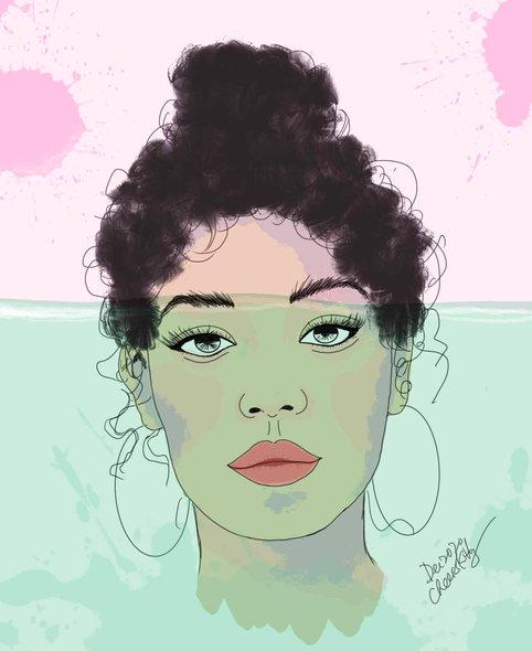 #182girl portrait1