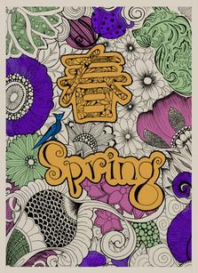 Enchanting Spring
