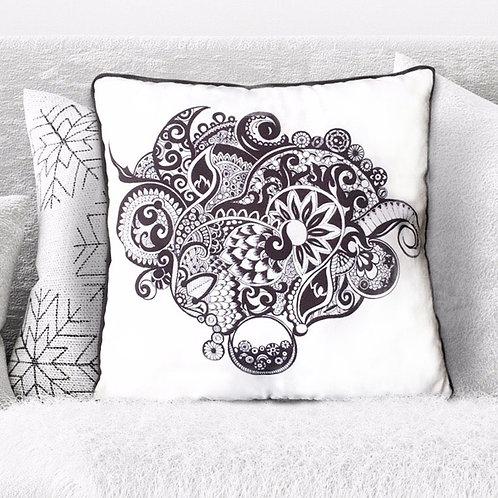 """""""Inspiration"""" Cushion"""