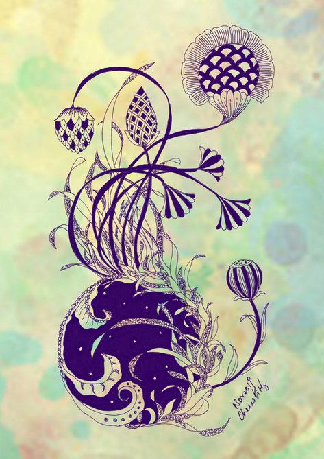 #136flowerpattern3