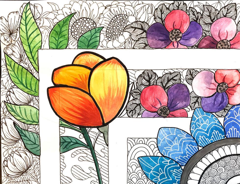 #156 flowers no boundary