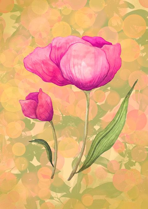 #187 spring flower