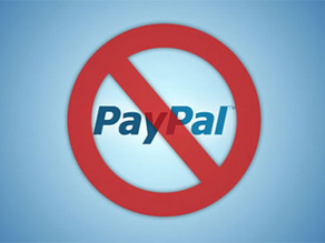 Paypal put me in a limited state for suspicious activity