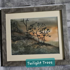 Twighlight Trees