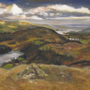 Rydal water , Cumbria