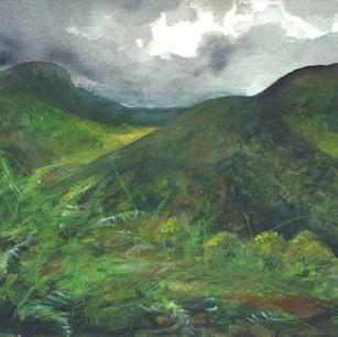 Borrow Dale Valley by YvyB