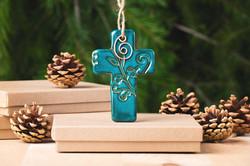 Solorio Pottery Christmas Ornament